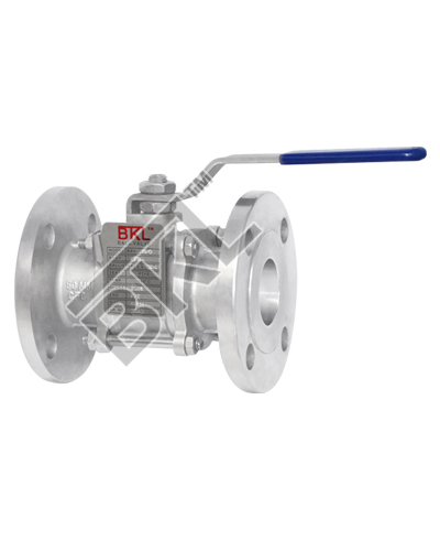 Operated Ball Valve Fe 15